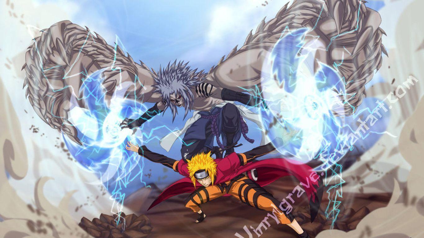 Naruto Shippuden HD Wallpaper 1366x768 Anime » Forkyu.