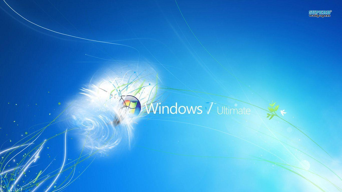 Windows 7 Ultimate wallpaper - Computer wallpapers - #