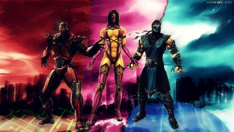 Mortal Kombat 9 Wallpapers - Wallpaper Cave