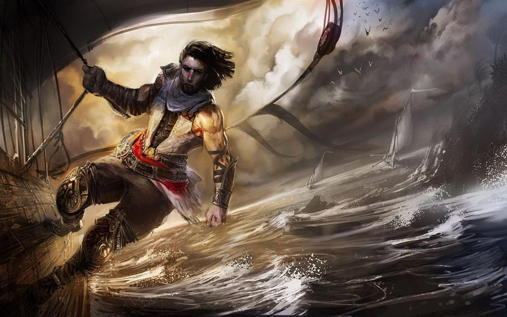 Prince Of Persia Wallpapers