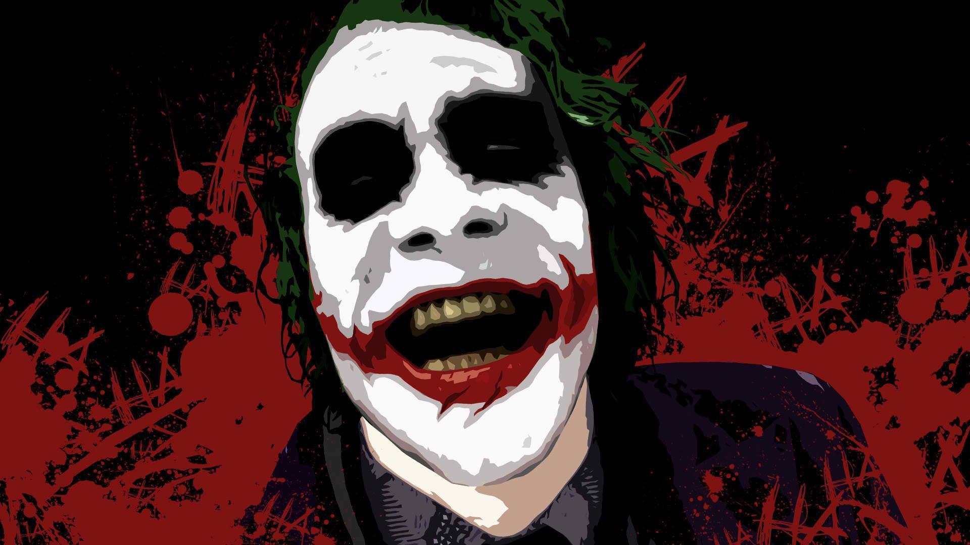joker heath ledger wallpaper - photo #11