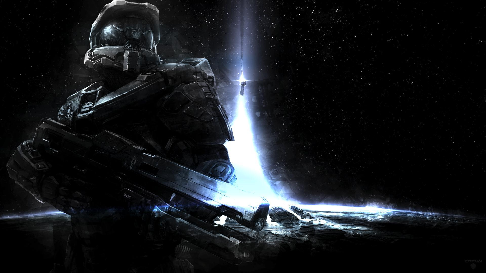Halo 4 Wallpapers Wide Image