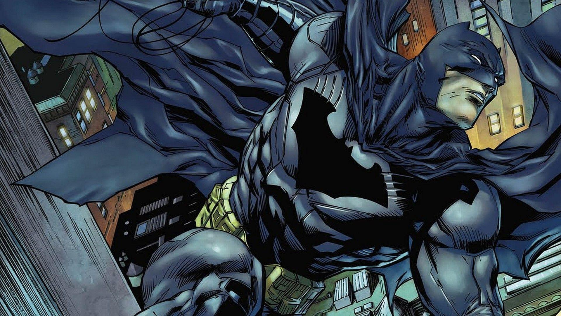 Batman Allies DC Comics Wallpapers For Free PC