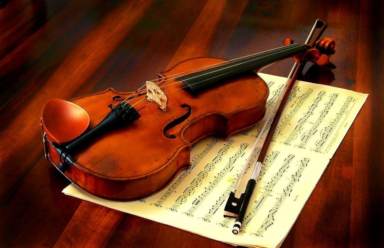 Instrument Tone Violin Wallpaper #6434 Wallpaper | Wallpaper ...