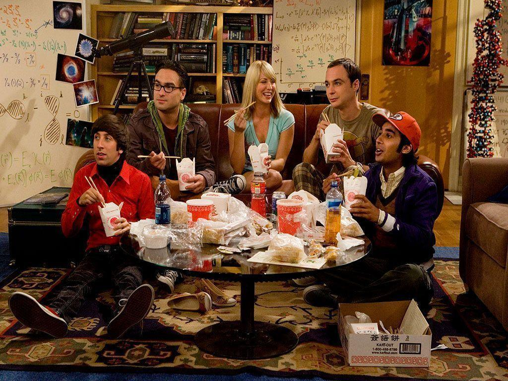 Wallpapers HD: The Big Bang Theory HD Wallpapers (Fondo de ...