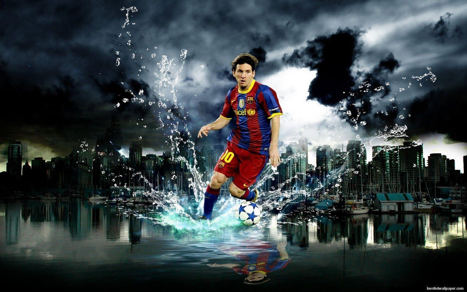 Lionel Messi HD Wallpaper - HD Wallpapers Inn