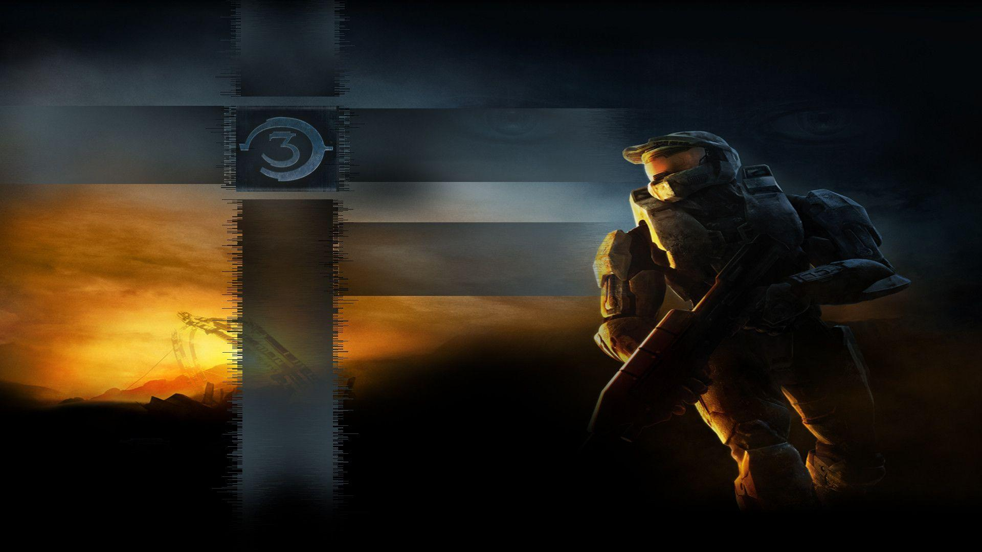 Ps3 Halo 3 Desktop Wallpapers « DotGames