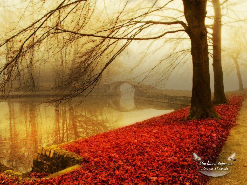 Autumn wallpaper - Autumn Wallpaper (9444951) - Fanpop