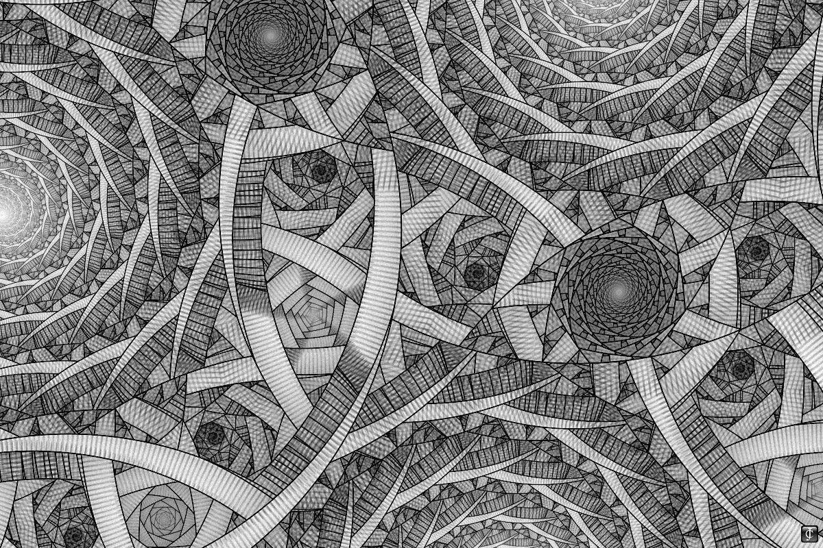 M.C Escher Wallpapers