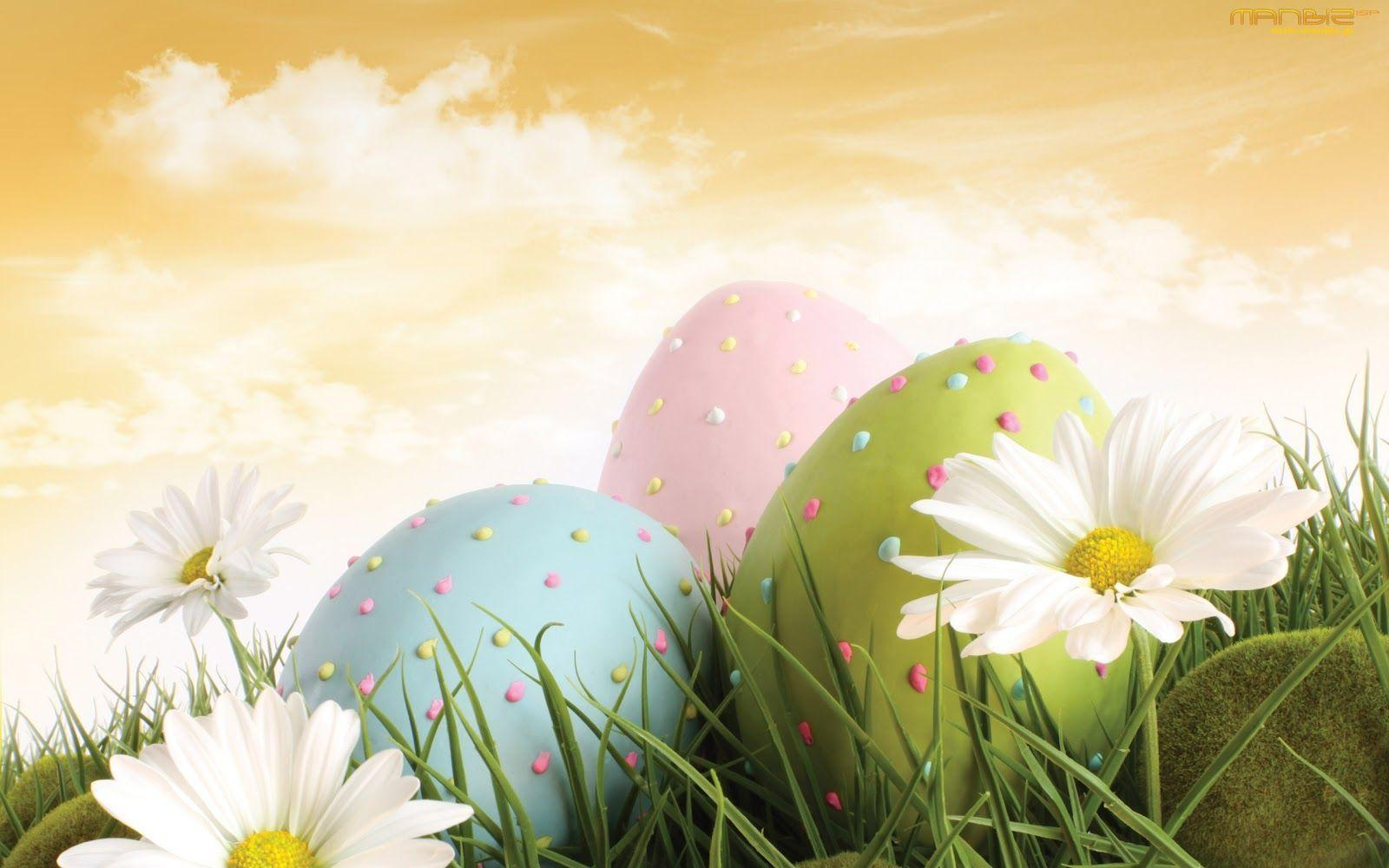 Image For > Vintage Easter Wallpapers