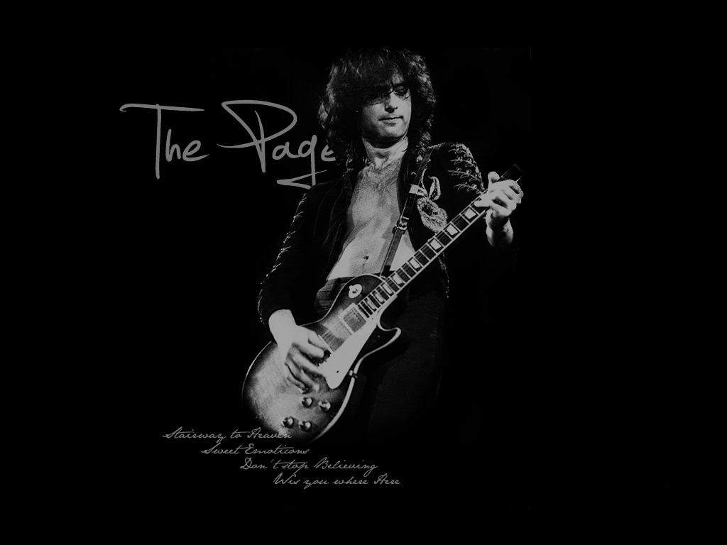 Wallpapers For Jimmy Page Iphone Wallpaper