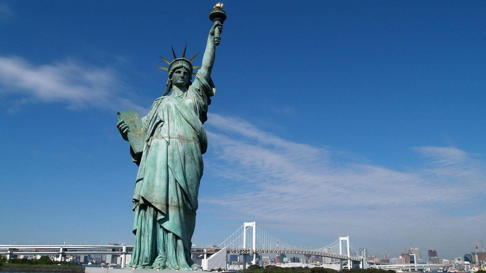 Statue of Liberty, New York City wallpapers #