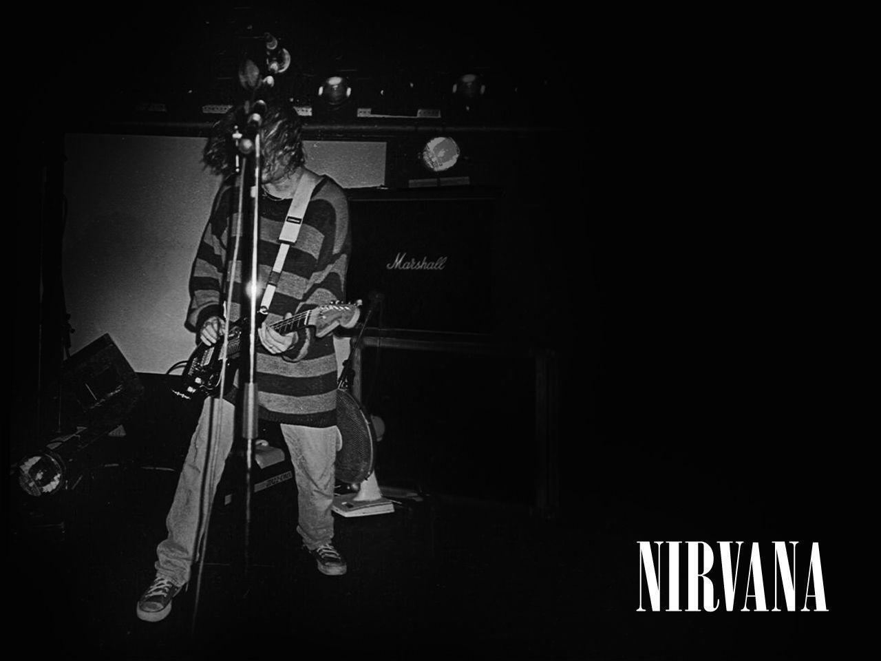 Nirvana Logo Wallpapers - Wallpaper Cave Oasis Band Logo