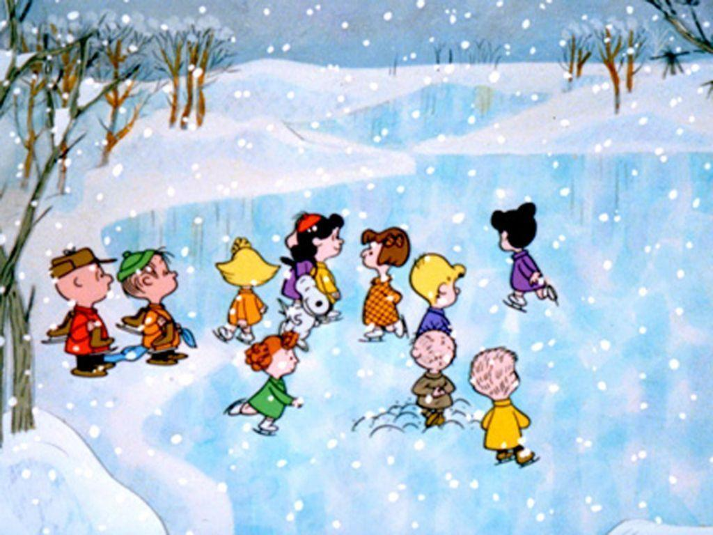 winter wallpaper charlie brown - photo #14