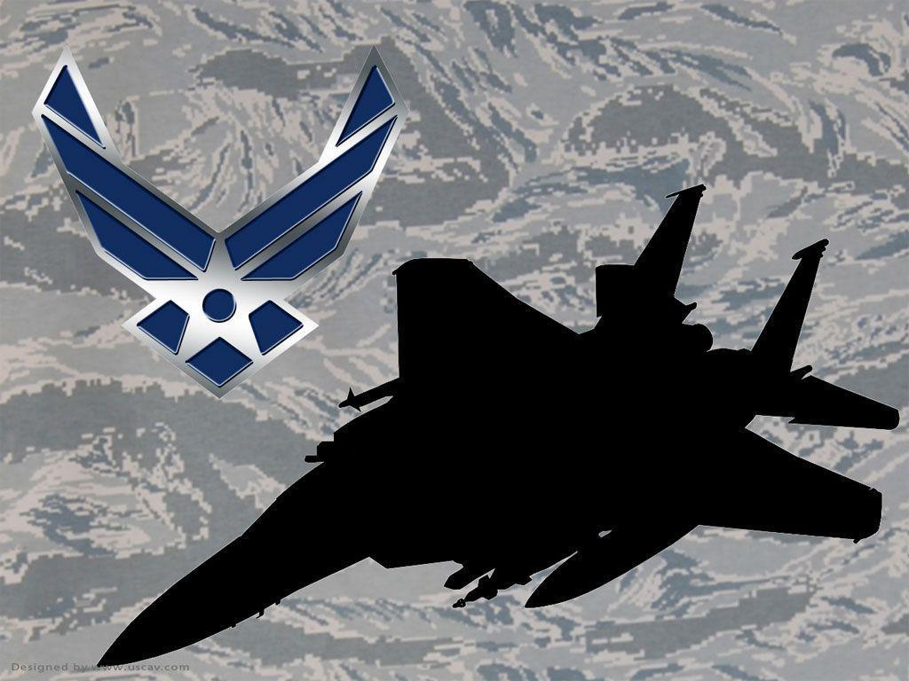 Image For > Air Force Logo Wallpapers