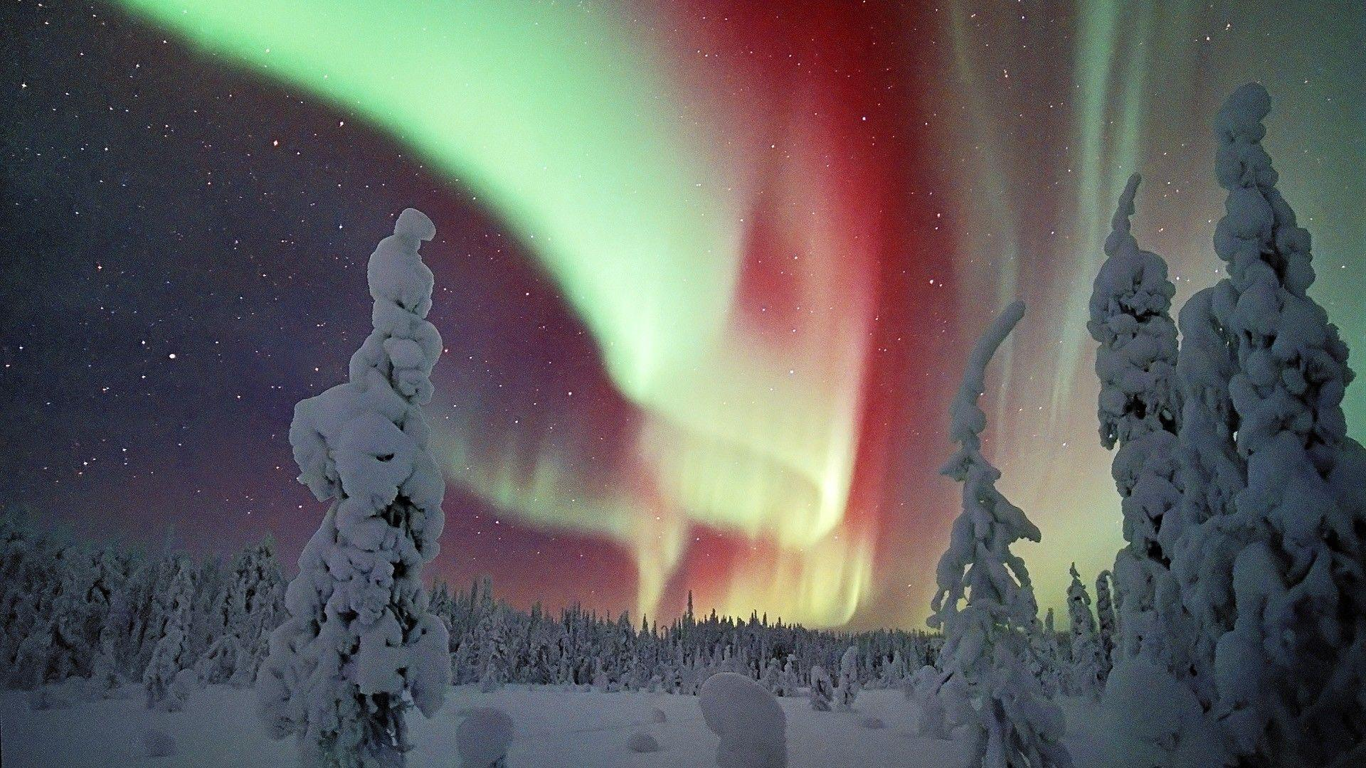 Wallpapers For > Aurora Borealis Wallpapers Hd