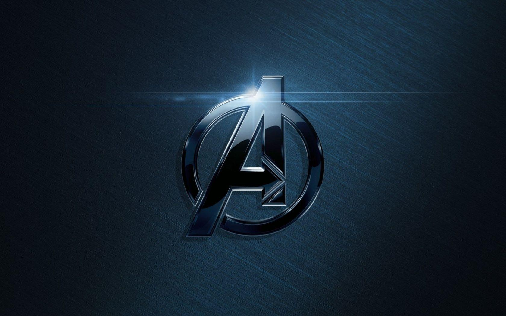 Wallpapers For > Avengers Logo Wallpapers Hd
