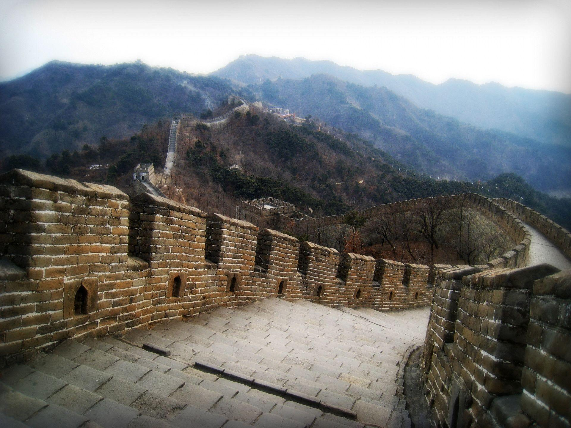 Great wall of china wallpapers wallpaper cave for A grande muralha da china
