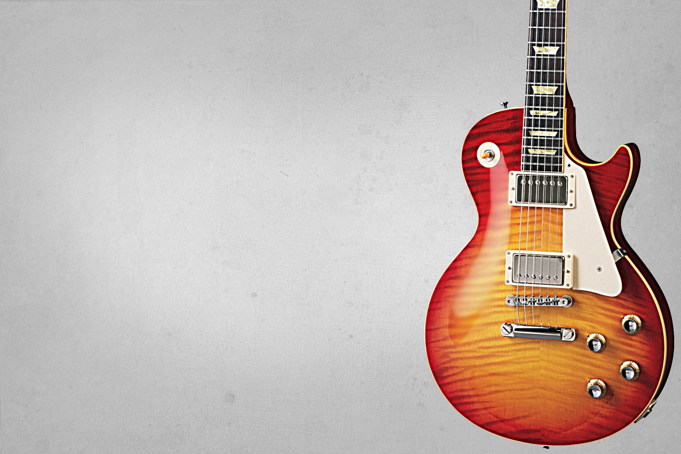 Les Paul Wallpapers Wallpaper Cave