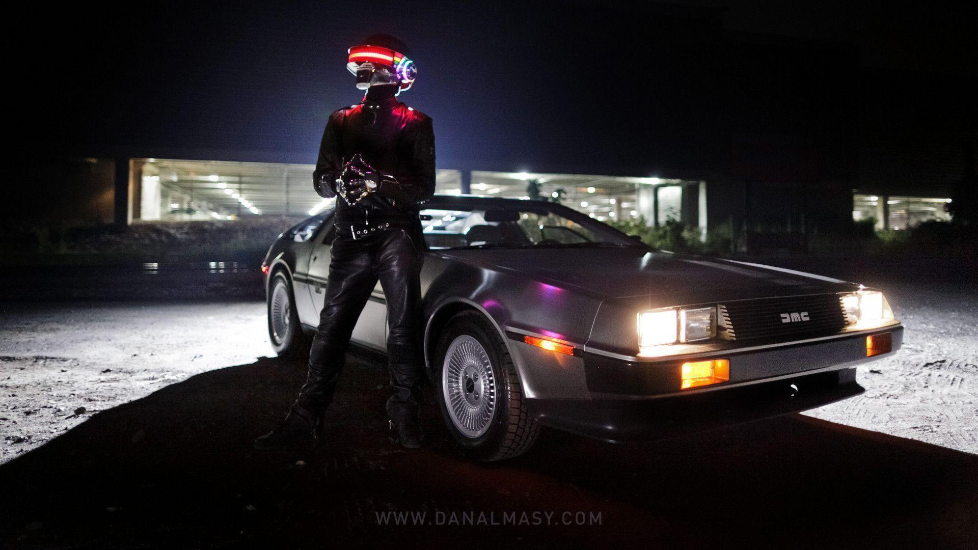 delorean wallpaper download - photo #9