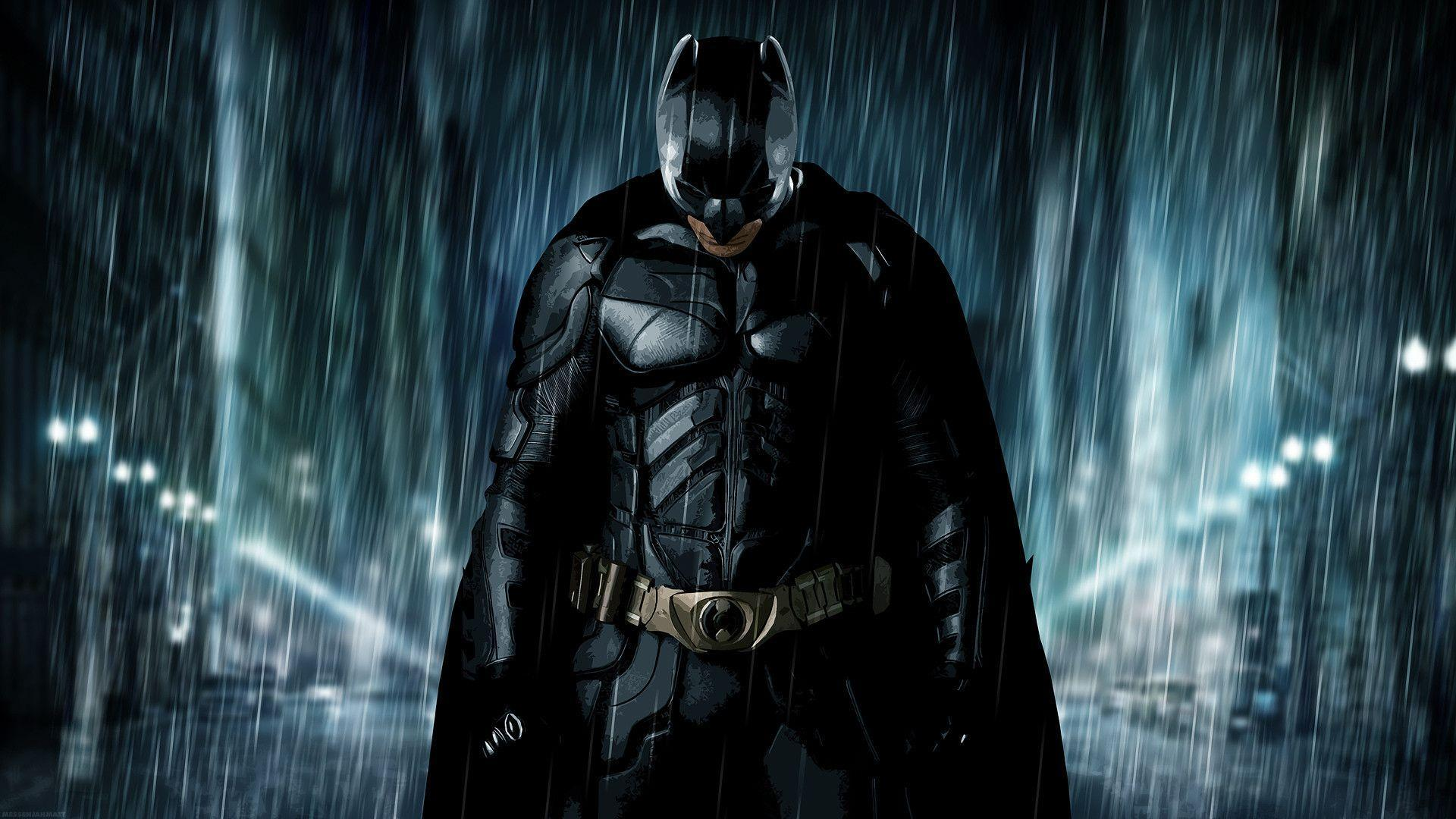 Dark Knight HD Wallpapers