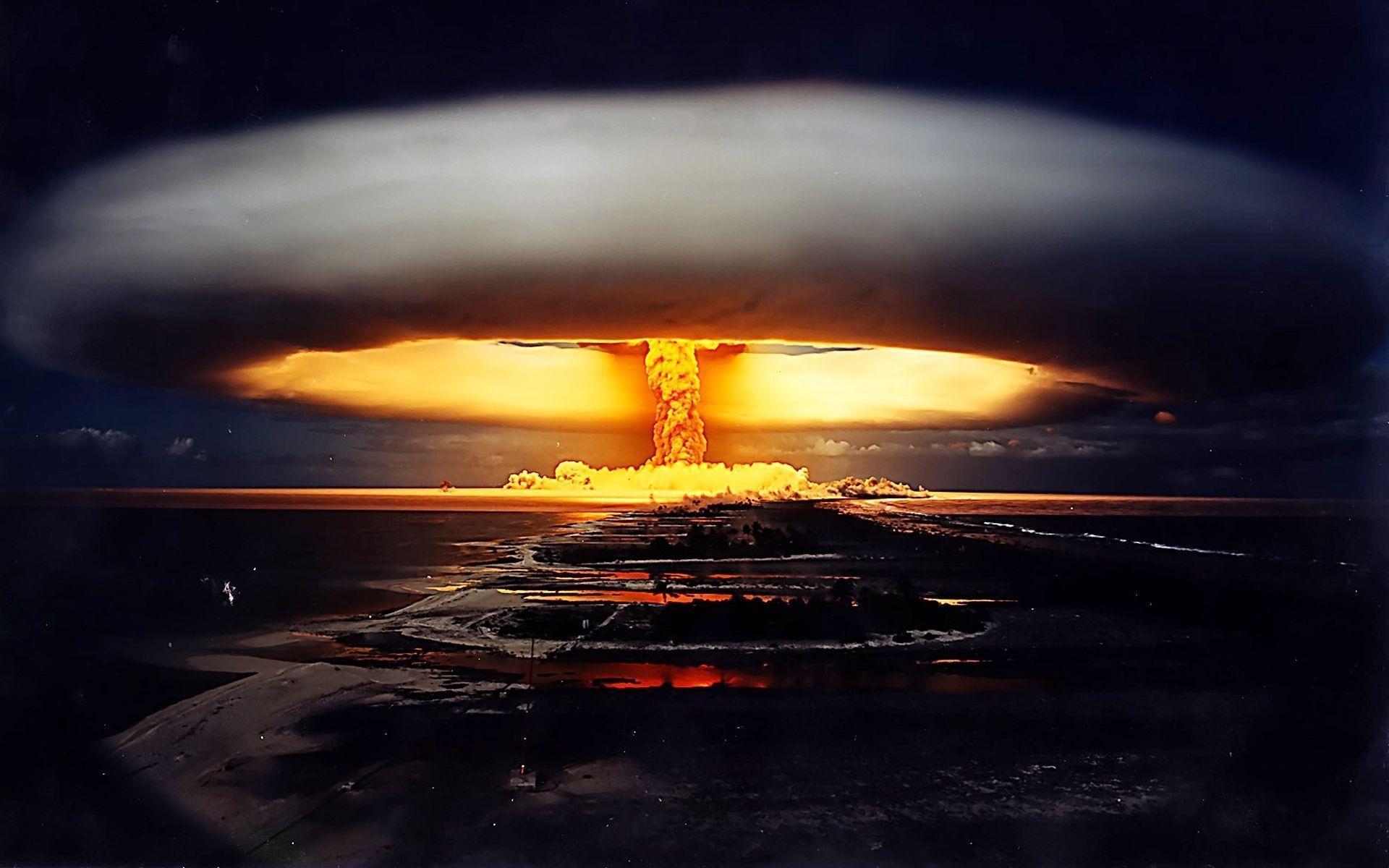 Atomic Bomb Wallpaper 43779 Hd Wallpapers Background