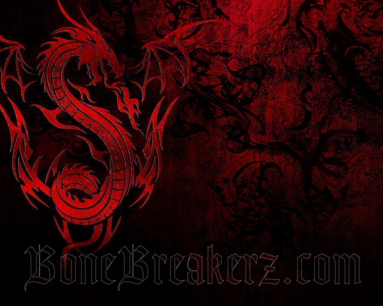red chinese dragon wallpaper - photo #1