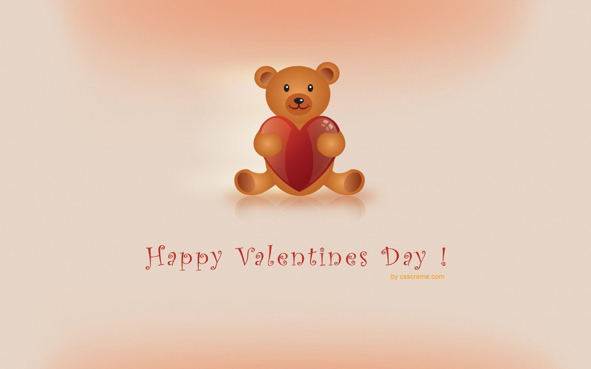 Valentine Teddy Bear Wallpaper | Home Concepts Ideas
