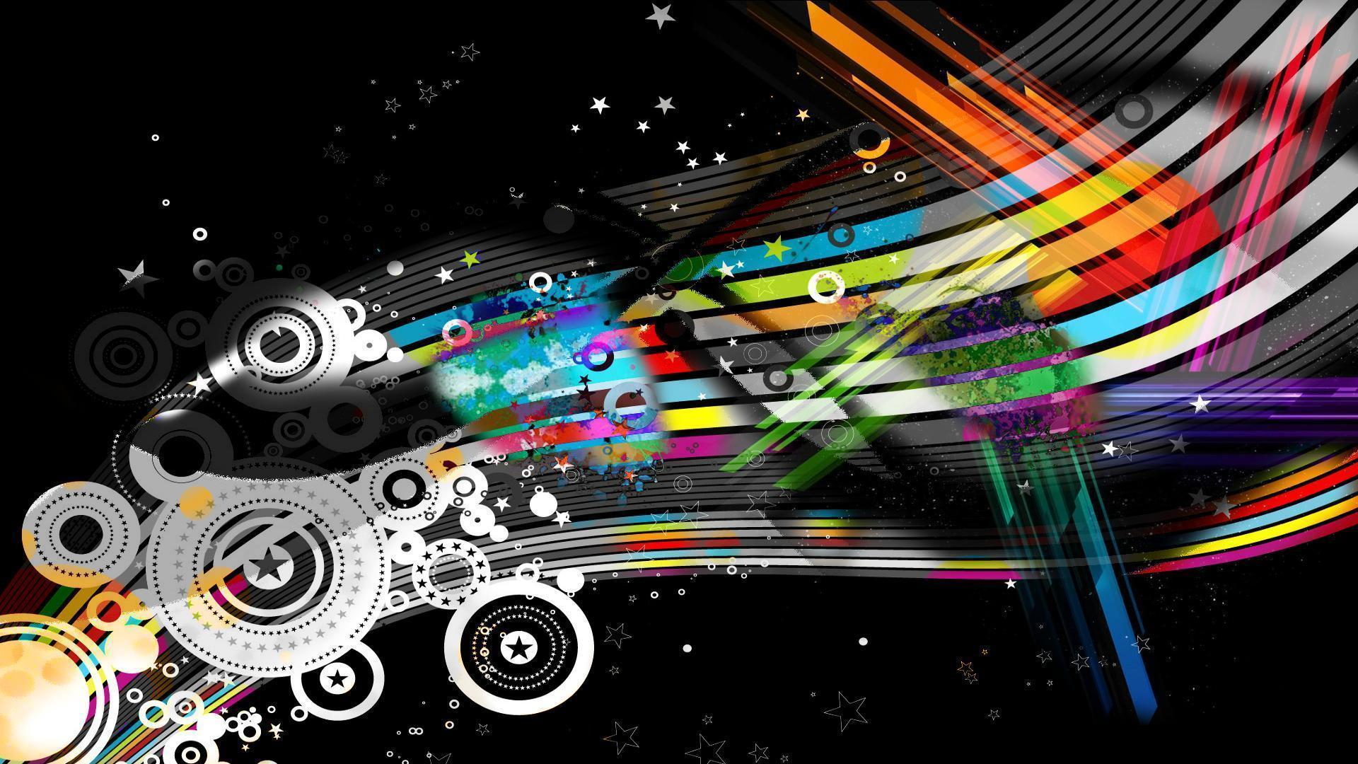 Amazing Music Wallpapers: Music Abstract Backgrounds