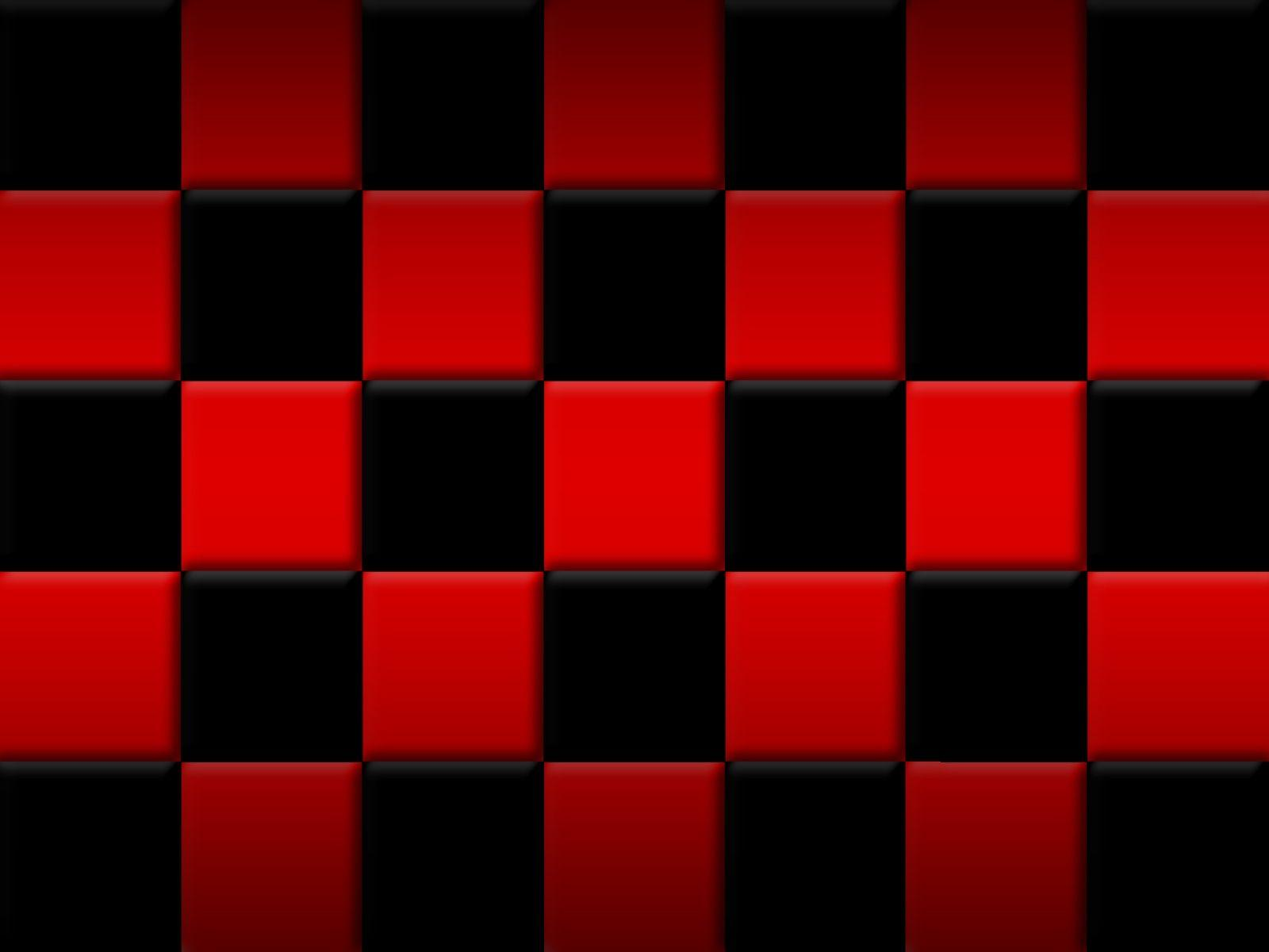 Red and Black Checkered Backgrounds Free Stock Photo and Wallpapers