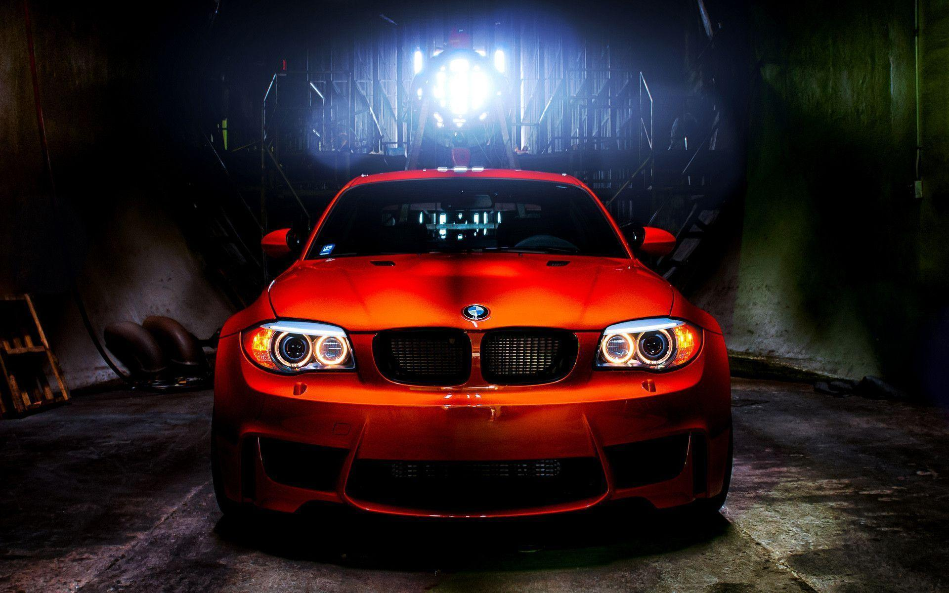 BMW 1M HDR Wallpapers