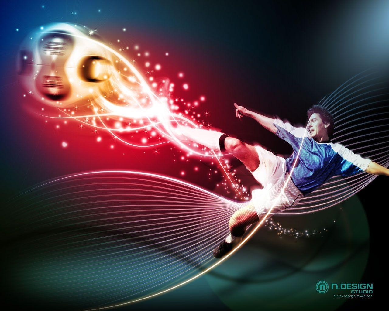 Cool Soccer Wallpapers: Cool Football Backgrounds