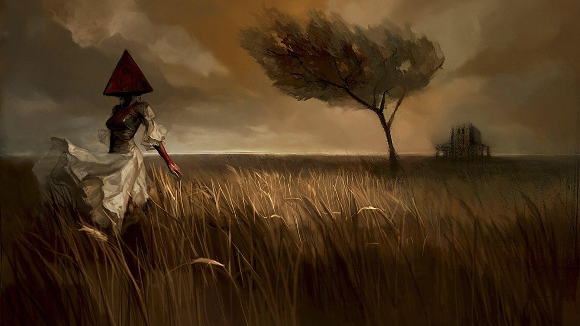 pyramid head wallpaper 1280x800 - photo #32