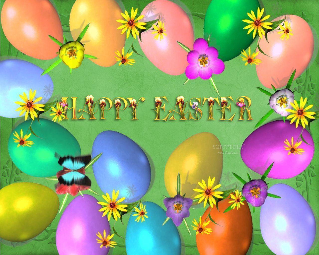 Happy Easter Backgrounds For Desktop - Wallpaper Cave
