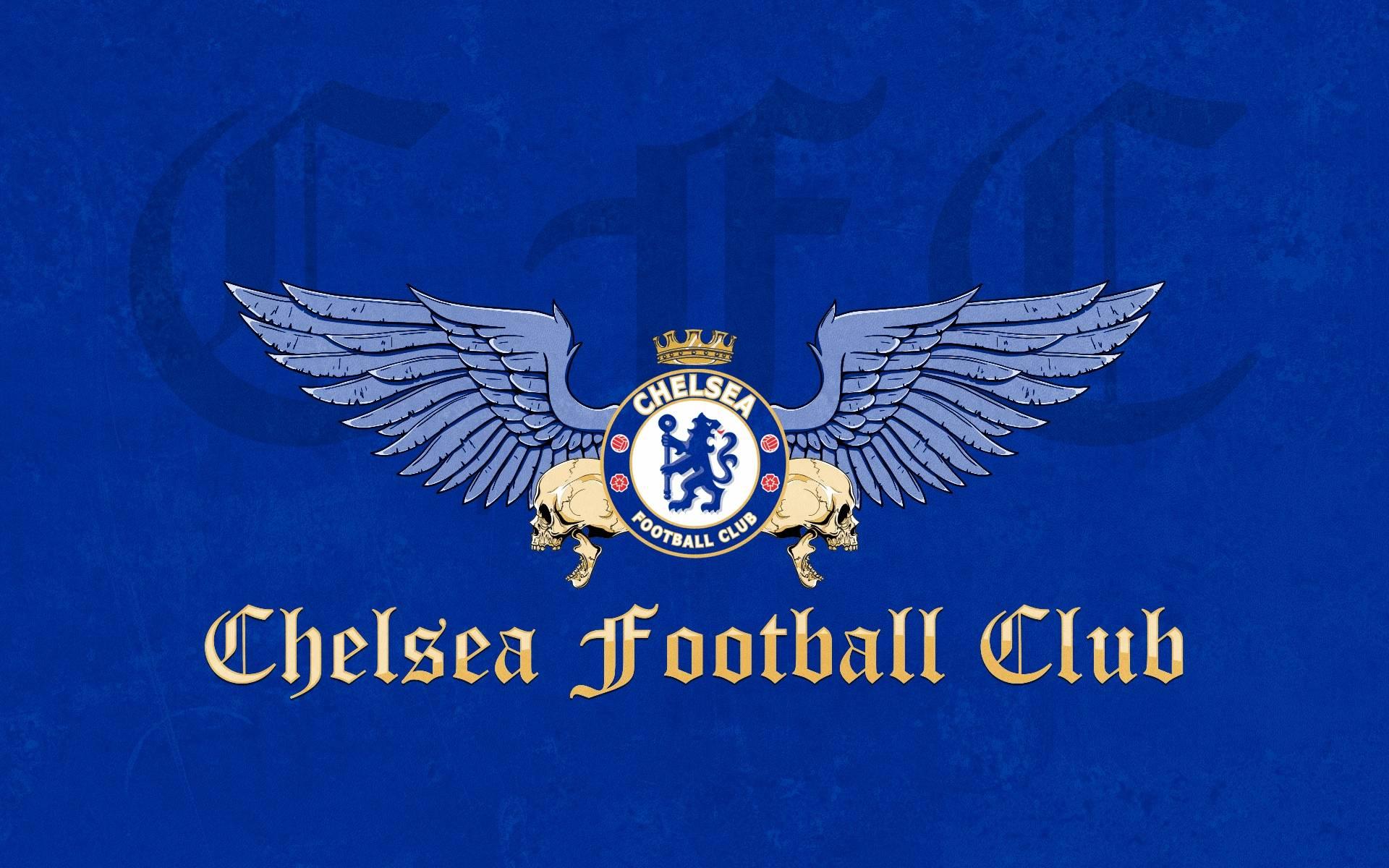 Chelsea Football Club Skull Wallpaper HD 198 #2304 Wallpaper ...