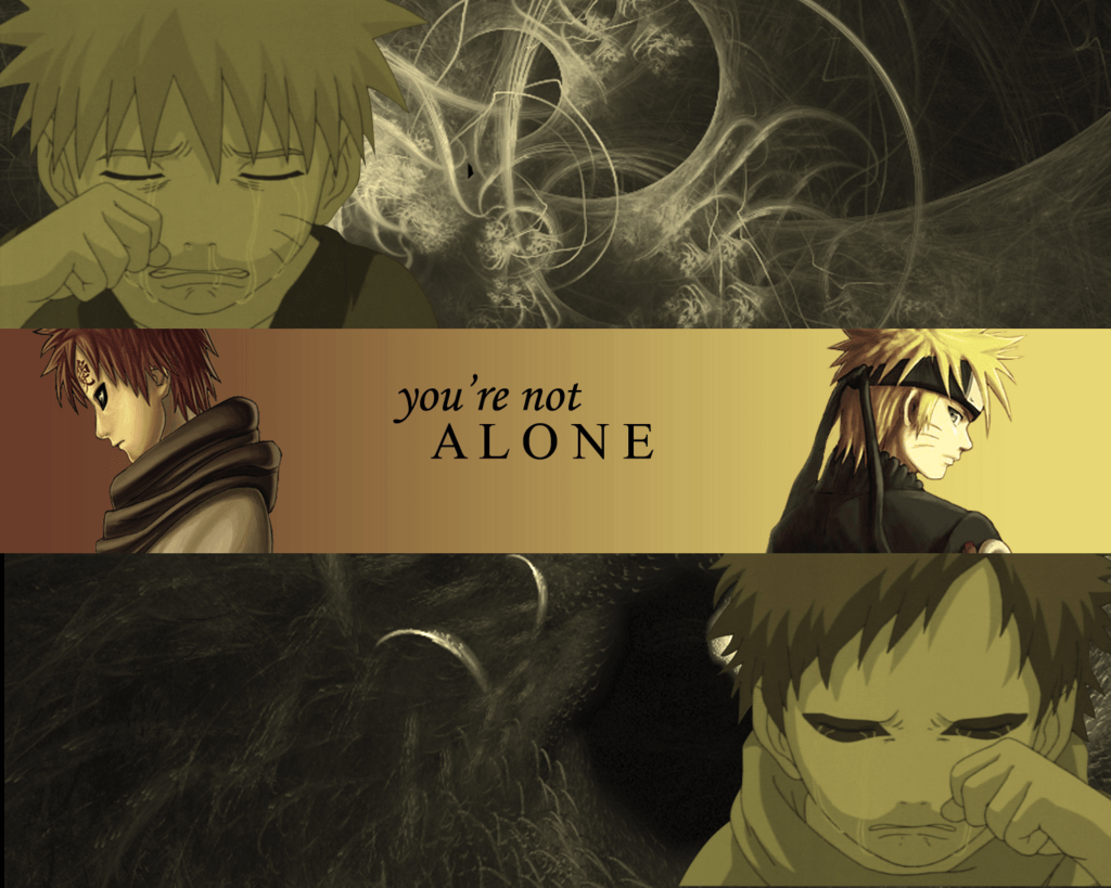 naruto and gaara wallpaper - photo #19