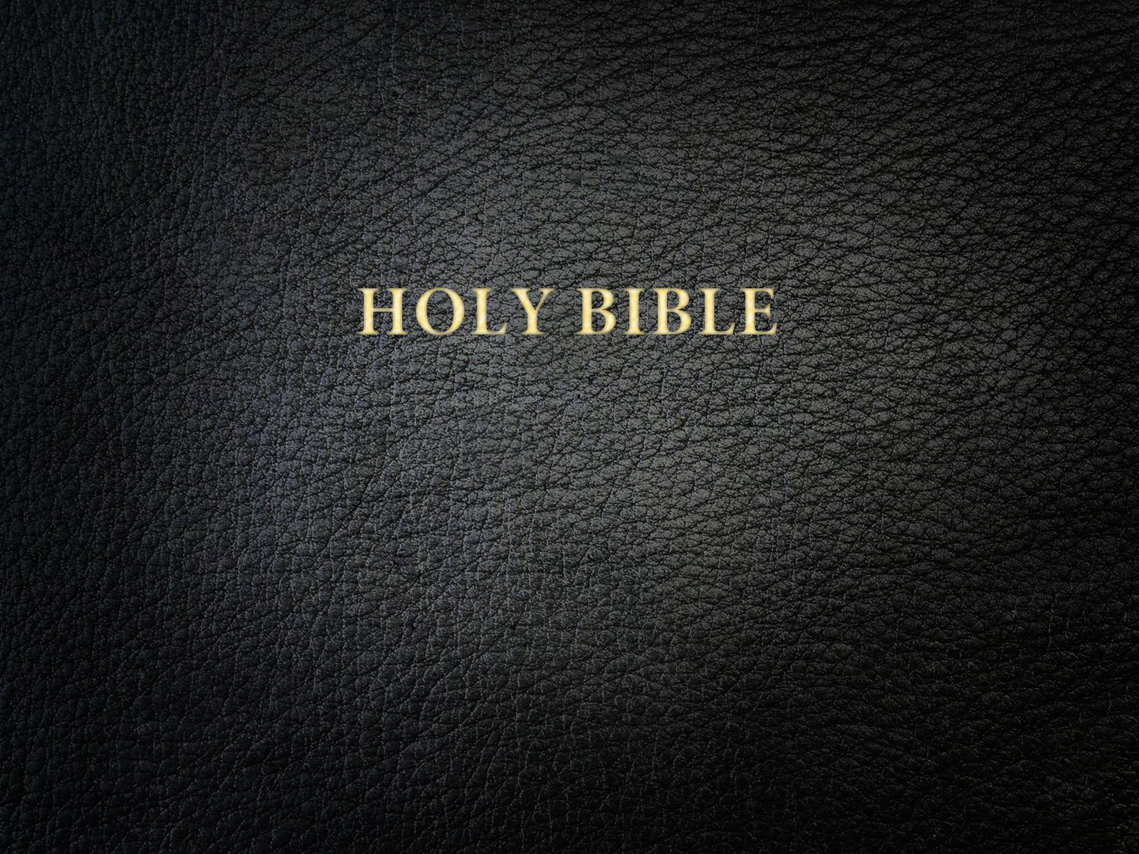Holy Bible Wallpapers - Wallpaper Cave