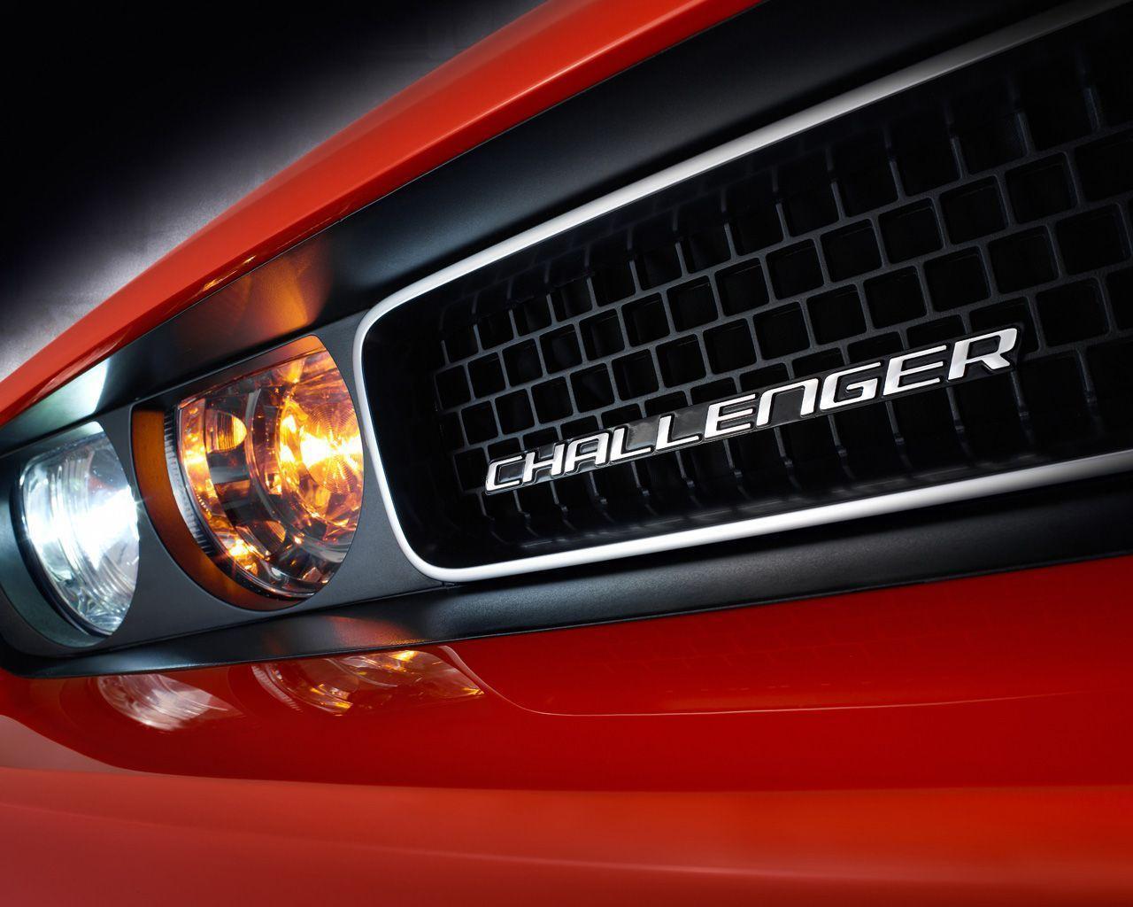 Dodge Challenger Logo Wallpaper 8811