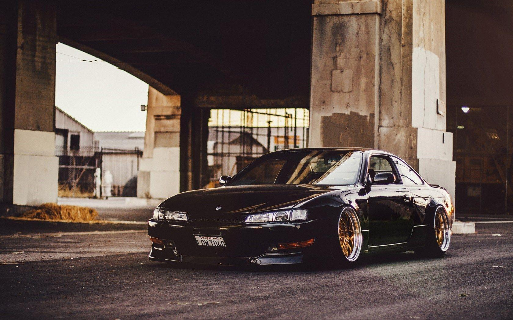 S14 Wallpapers - Wallpaper Cave Nissan 240sx S13 Coupe Silvia
