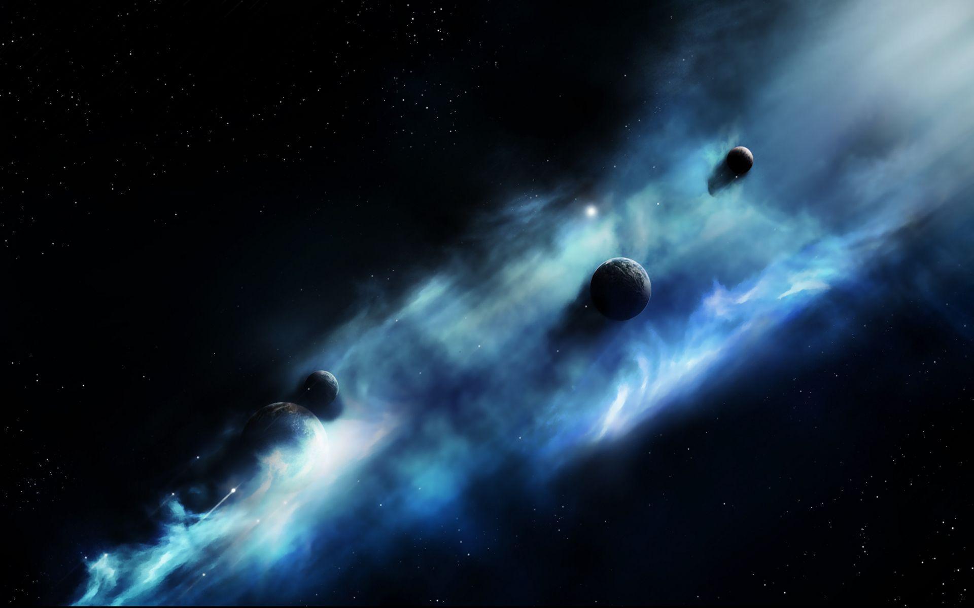Space Satellite HD desktop wallpaper Widescreen High