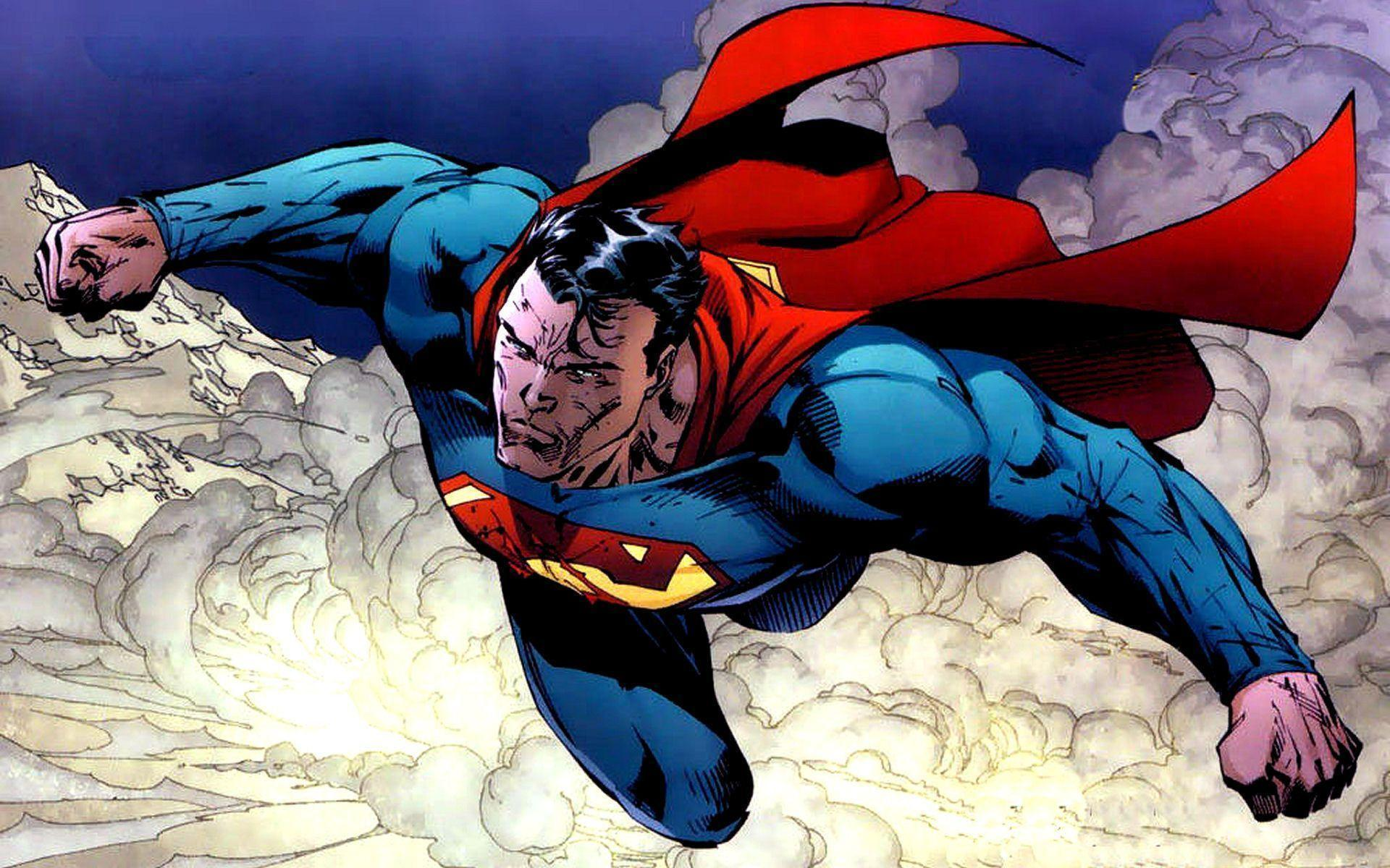 superman comic art wallpaper -#main