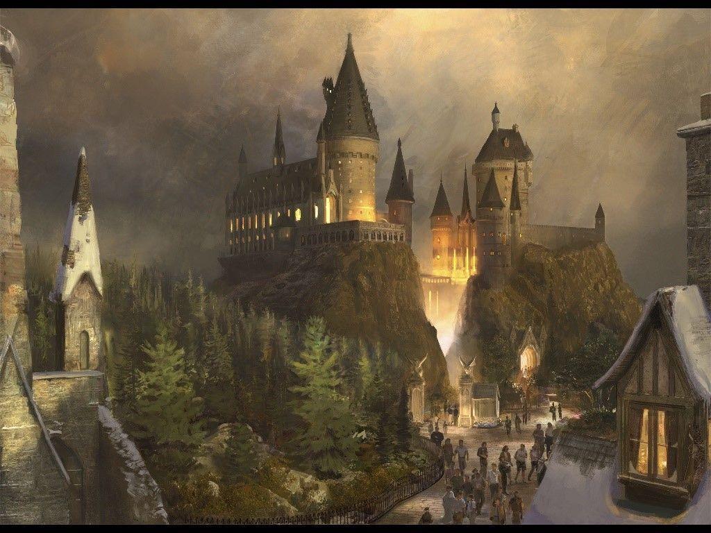 hogwarts wallpaper by sx2 - photo #15