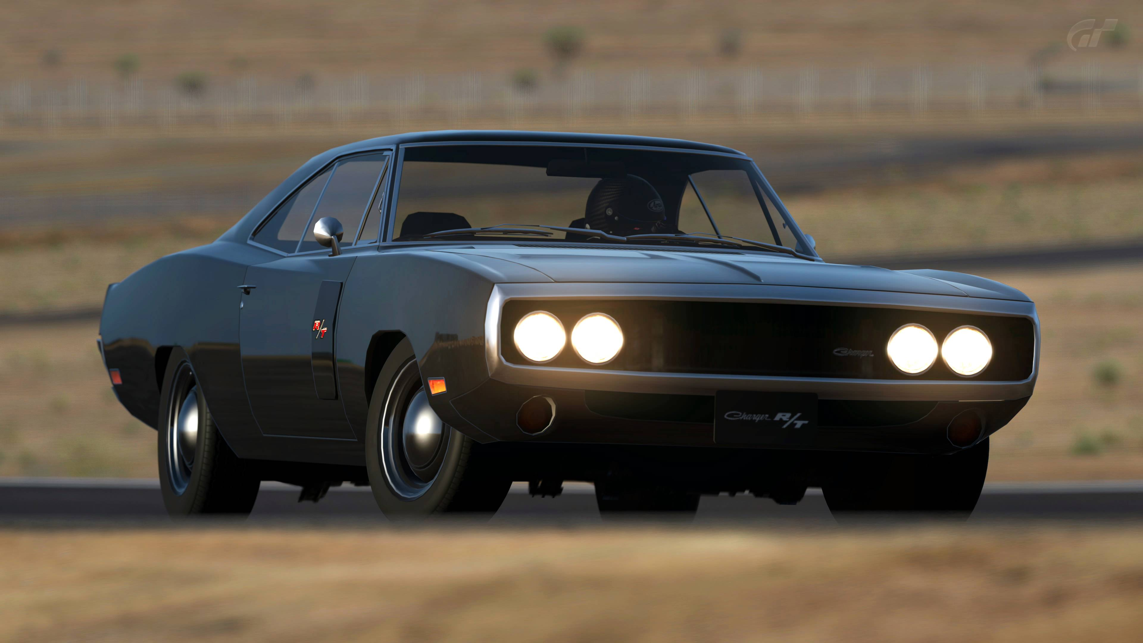 1970 Dodge Charger Image HD Desktop