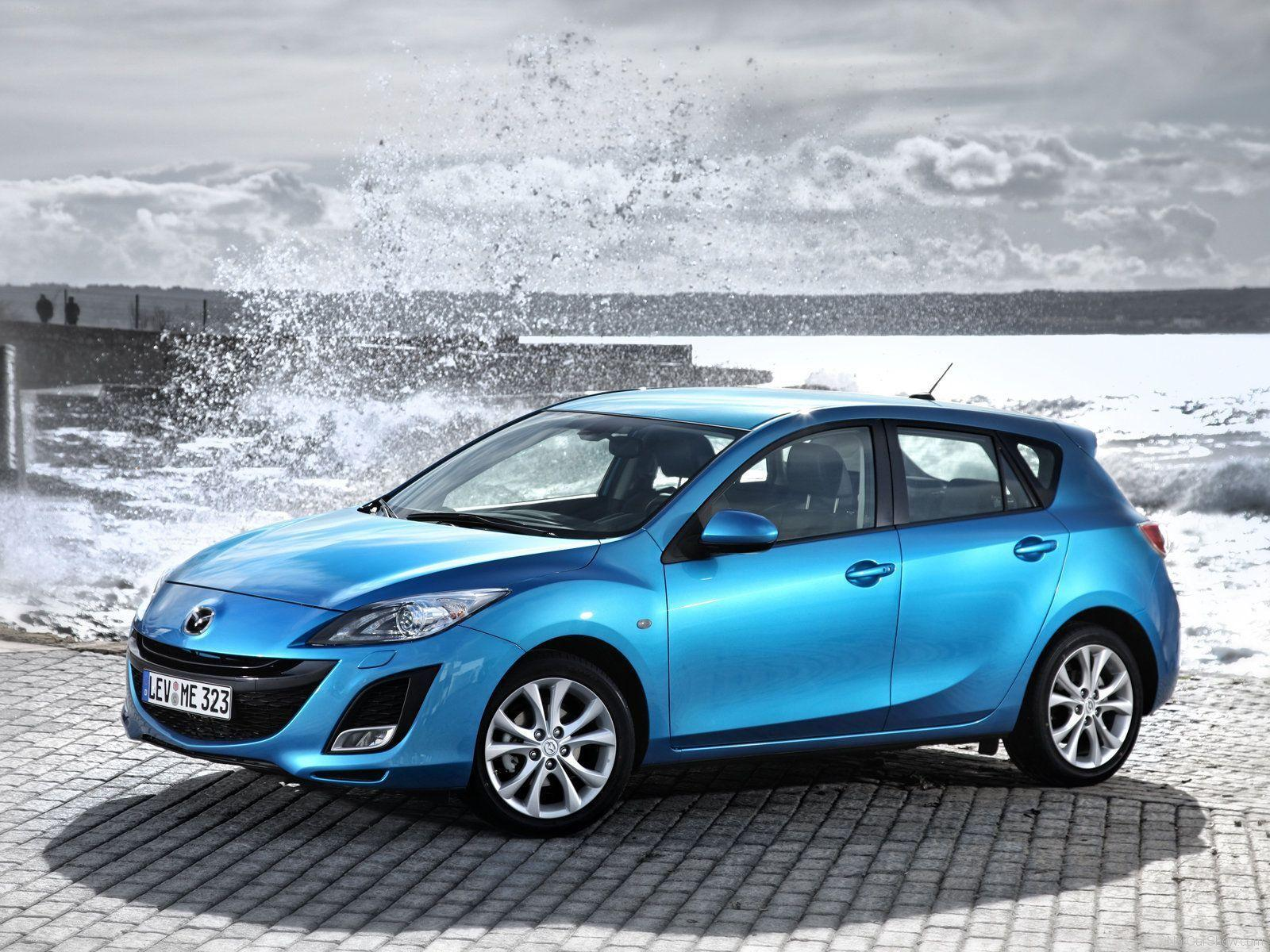 Vehicles For > Mazda 3 2010