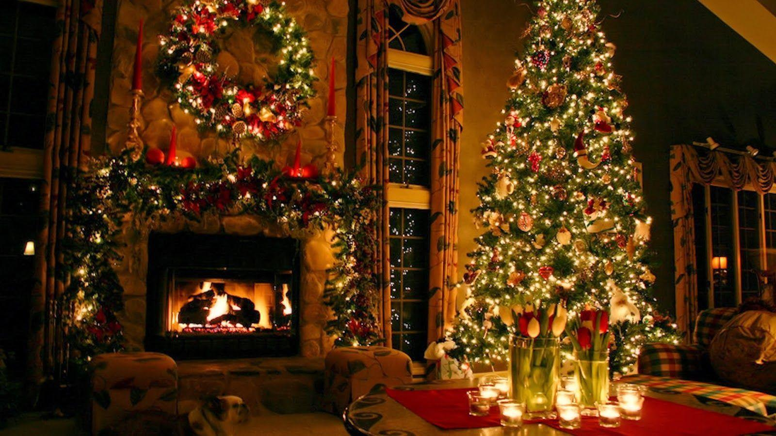Hd Christmas Wallpaper.Christmas Wallpapers 1920x1080 Wallpaper Cave