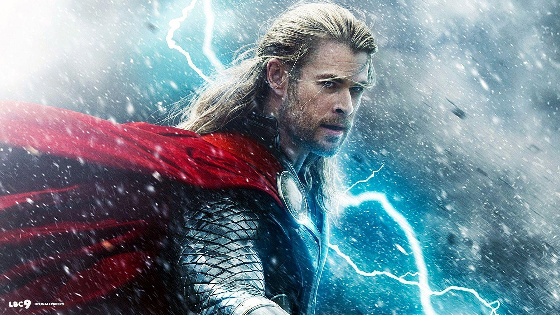 Wallpapers For > Thor Wallpaper Hd 1080p