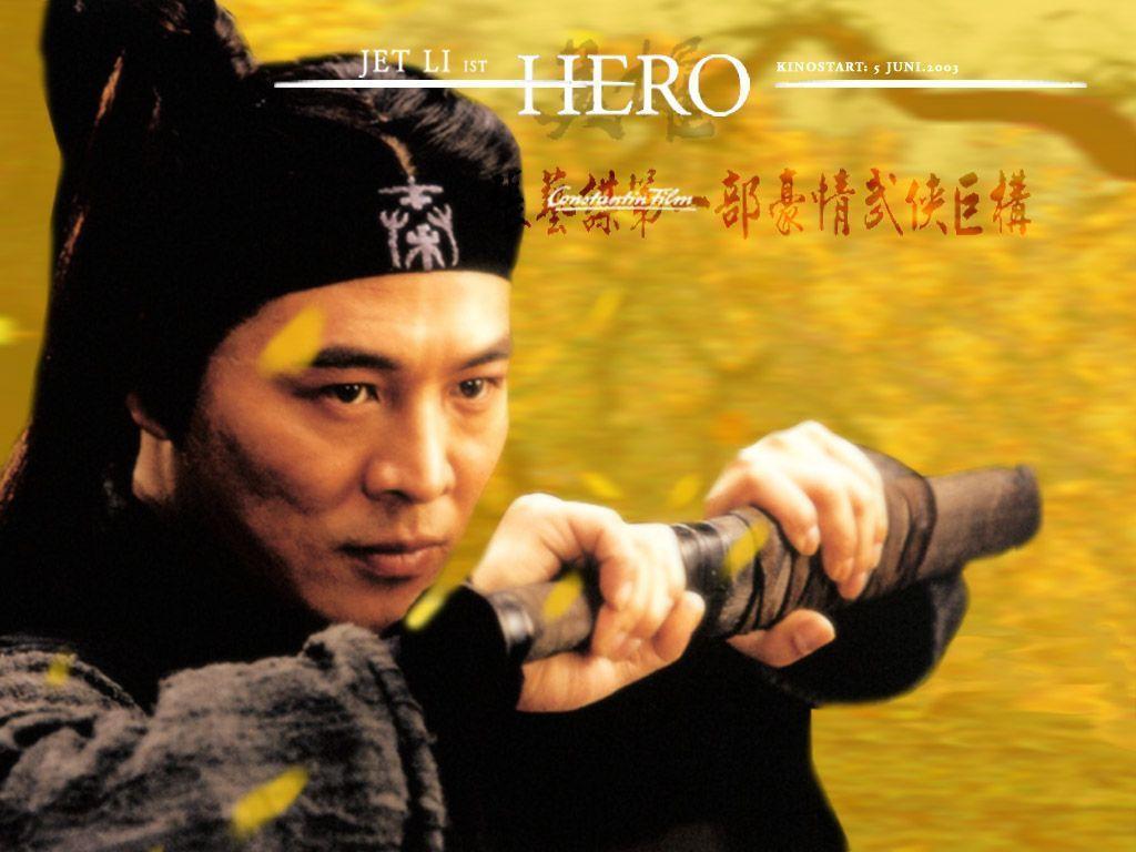 Jet Li Hero Download