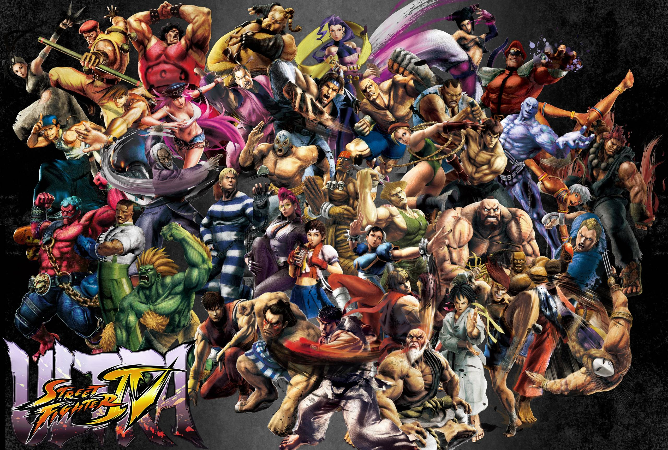 Street Fighter Hd Wallpapers Wallpaper Cave