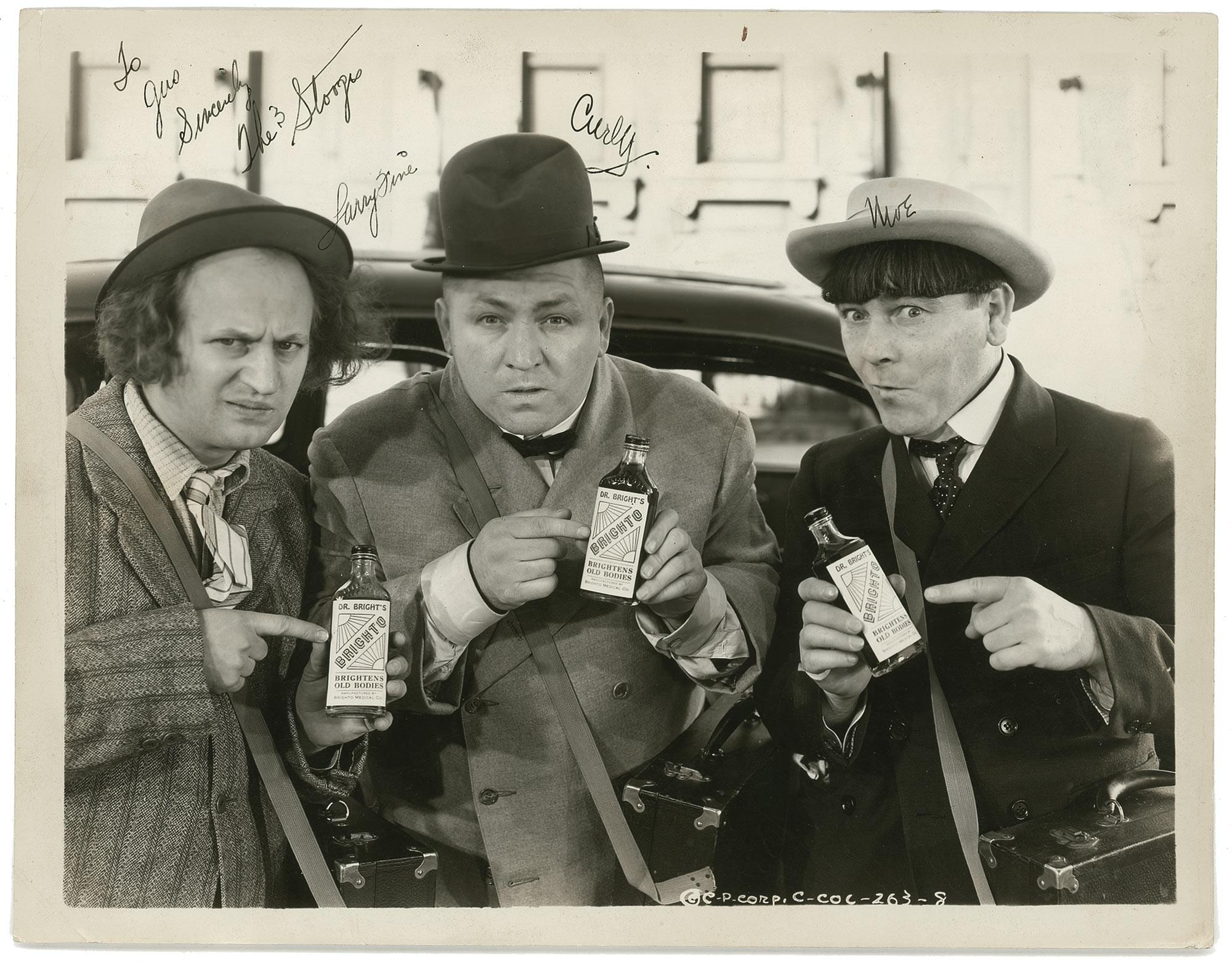The Three Stooges Free Online