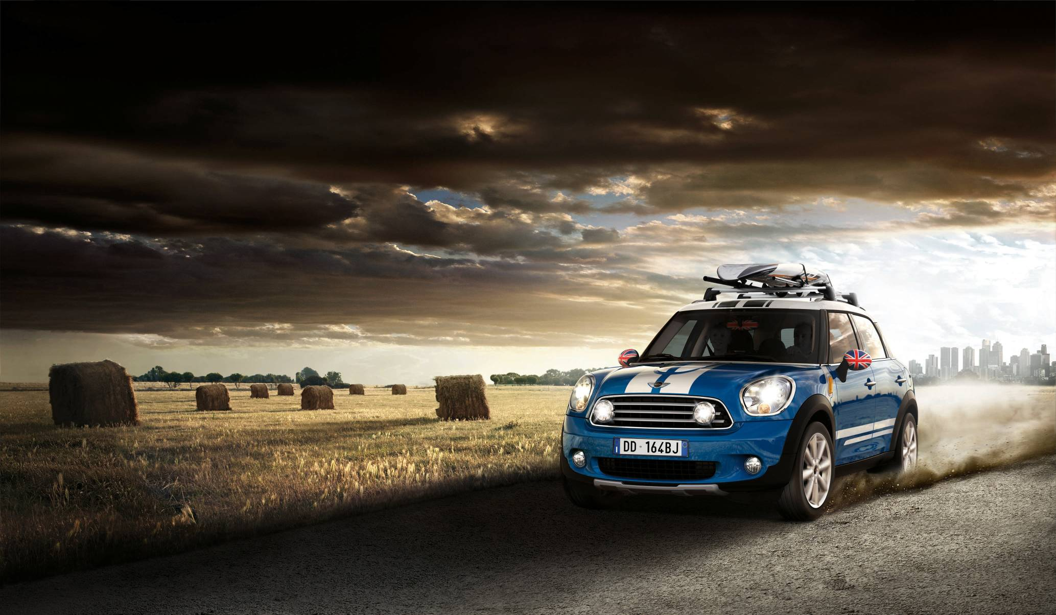 MINI Cooper Countryman Wallpapers Widescreen Free 22536